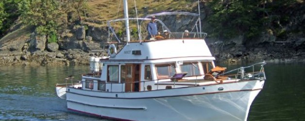 44′ Puget Trawler – PRICE REDUCTION!