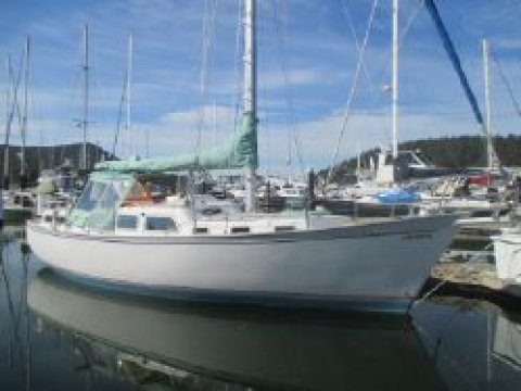 37′ Cooper Seabird Cutter – PRICE REDUCTION!
