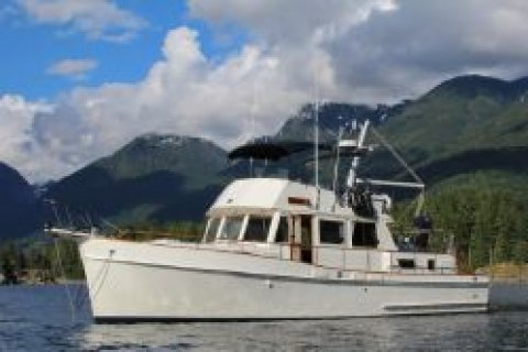 46′ Grand Banks Heritage Classic SOLD!
