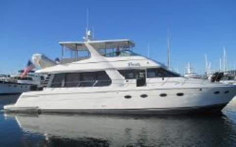 Carver 570 Voyager Pilothouse 2002 – SOLD!