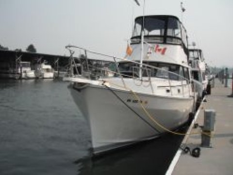 Mainship 34 MKIII – SOLD!