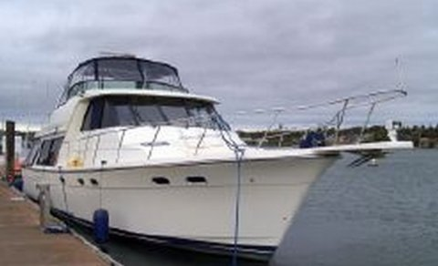 2003 Meridian 490 Pilothouse SOLD
