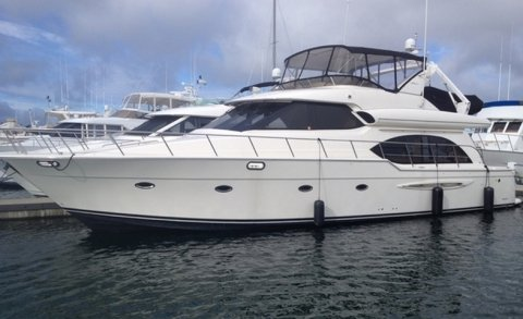 2004 58 Meridian Pilothouse SOLD!