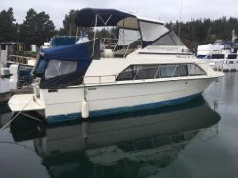 34′ Carver Mariner PRICE REDUCTION!