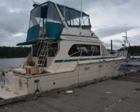 44′ Hi-Star Convertible PRICE REDUCTION!